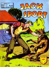 Jack Sport -1- Le collier de topazes