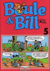 Boule et Bill -02- (Édition actuelle) -5Ind- Boule & Bill 5
