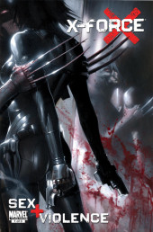 X-Force: Sex and Violence (2010) -1- Issue # 1