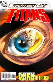 Titans (2008) -25- Darkness falls