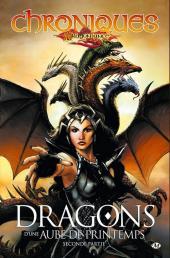 Chroniques de DragonLance -4- Dragons d'une aube de printemps, seconde partie