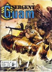 Sergent Guam -22- Le dragon à 2 têtes