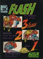 Flash (Arédit - Pop Magazine/Cosmos/Flash) -27- La fuite de Flash vers son destin