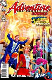 Adventure Comics (2009) -516- Brande Speaks