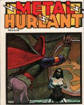 (Recueil) Métal Hurlant -2- Recueil Métal Hurlant du N°5 au N°8