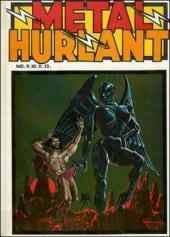 (Recueil) Métal Hurlant -3- Recueil Métal Hurlant du N°9 au N°12