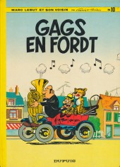 Marc Lebut et son voisin -10- Gags en Ford T