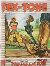 Tex-Tone -278- Une signature difficile