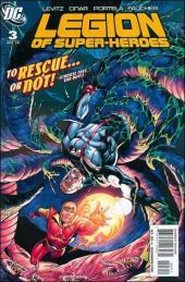 Legion of Super-Heroes (2010) -3- Earth-man's choice