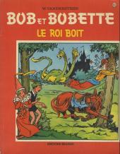 Bob et Bobette -105- Le roi boit