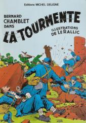 Bernard Chamblet -1a1976- Bernard Chamblet dans la tourmente