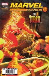 Marvel Universe Hors Série (Panini - 2008) -7- La Torche (1/2)
