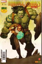 Marvel Heroes Extra (Marvel France - 2010) -3- Banner & fils