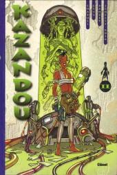 Kazandou -2- La voie du guerrier