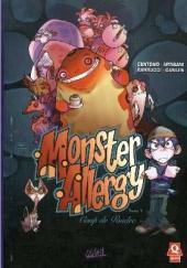 Monster Allergy -1Pub- Coup de Poudre