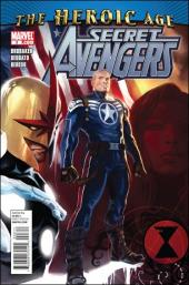Secret Avengers (2010) -3- Secret histories part 3