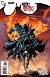 Batman: The Return of Bruce Wayne (2010) -4- Dark knight, dark rider