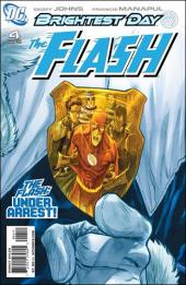 Flash (The) (2010) -4- Case one : the dastardly death of the rogues part 4
