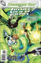 Justice Society of America (2007) -41- The dark things part 2