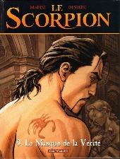 Le scorpion -9- Le Masque de la Vérité