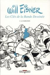 (DOC) Les Clés de la bande dessinée -2- La Narration