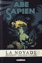 Abe Sapien -1- La Noyade