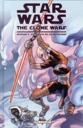 Star Wars - The Clone Wars -2- Mission 2 : Au service de la République