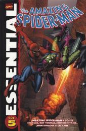 Essential Spider-Man (The) / Essential: The Amazing Spider-Man (2001) -INT05a- Volume 5
