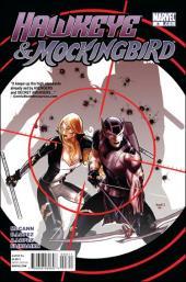 Hawkeye & Mockingbird (2010) -3- Ghosts, Part 3: Lex Talionis