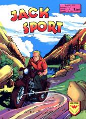 Jack Sport -4- Le fantôme de Haut-Roc