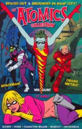 Atomics (The): Spaced Out & Grounded in Snap City! -INT- Spaced out & grounded in snap city! (tpb)