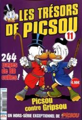Picsou Magazine Hors-Série -11- Les trésors de Picsou - Picsou contre Gripsou