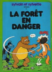 Sylvain et Sylvette -15- La forêt en danger