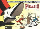 Spirou et Fantasio -2- (Divers) -20TL- Pirates