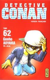 Détective Conan -62- Tome 62