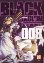 Black Lagoon -8- Volume 8