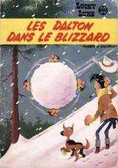 Lucky Luke -22b- Les Dalton dans le blizzard
