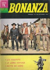 Bonanza (Vedettes T.V.)  -4- Les fugitifs