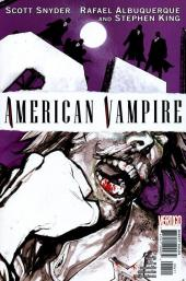 American Vampire (2010) -4- Double Exposure / One Drop of Blood
