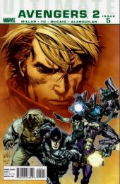 Ultimate Avengers (2009) -11- Crime & Punishment