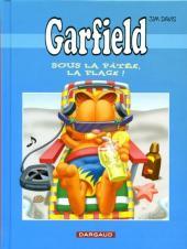 Garfield -Total4- Sous la pâtée, la plage!