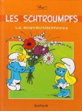 Les schtroumpfs -3Total1- La Schtroumpfette