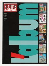 (Recueil) Fluide Glacial (L'album) -13- 02-1