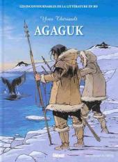 Les incontournables de la littérature en BD -23- Agaguk
