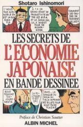 Les secrets de l'économie japonaise en bande dessinée -1- Tome 1