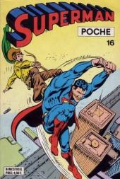 Superman (Poche) (Sagédition) -16- Superman poche n°16
