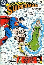 Superman (Poche) (Sagédition) -71- Adieu la Terre