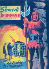 Samedi Jeunesse -82- La famille de Froidmont (Blason d'Argent)