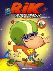 Rik spoutnik magazine - Recueil n° 627