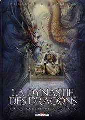 La dynastie des dragons -1- La Colère de Ying Long